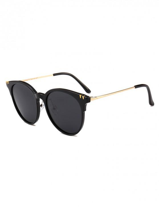 shops Classic Anti UV Polarized Sunglasses - BLACK