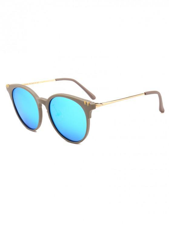 Klassische Anti UV Polarisierte Sonnenbrille BLUE DARK GREEN PURPLE PINK BLACK SILVER