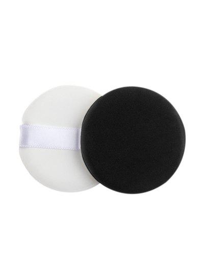 Cosmetic Tool Round Powder Puff