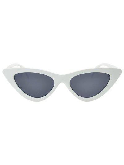 f2987537d21 Beach Triangle Kitty Eye Sunglasses - Smokey Gray ...