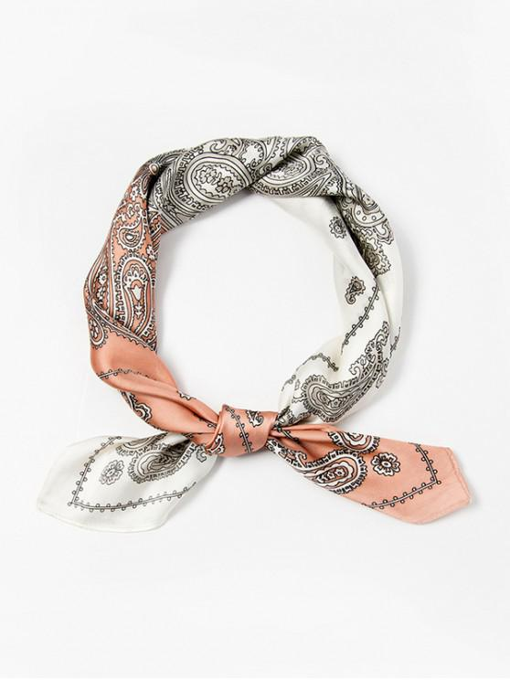 50 Gift Ideas for Mums | Paisley Print Two Tone Scarf | Beanstalk Mums