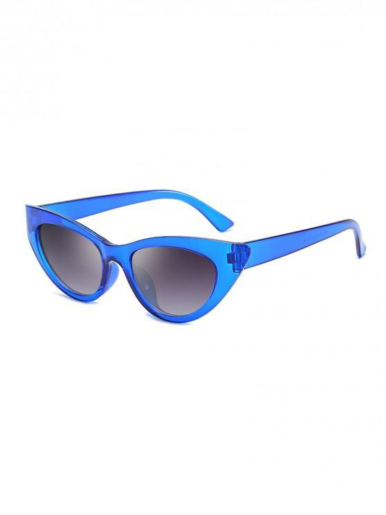 Gafas de sol polarizadas con ojo de gato - Azul de Arándanos