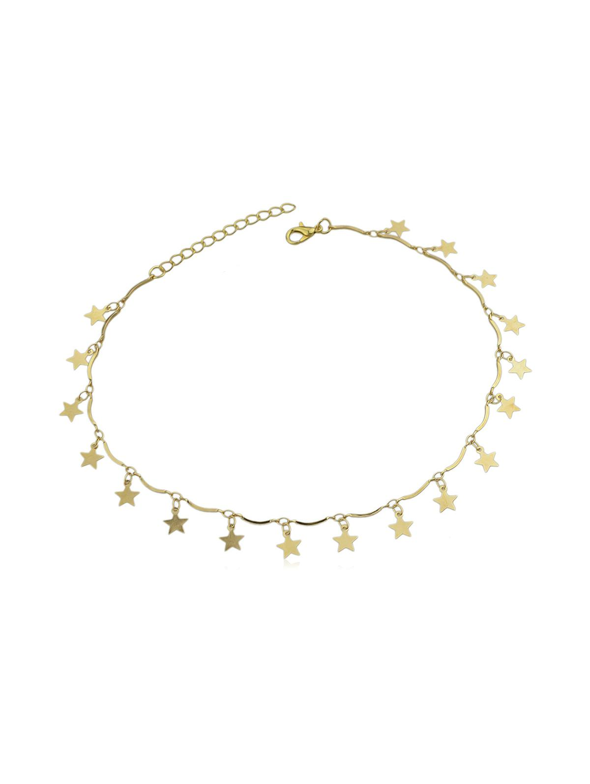 Brief Star Charm Necklace thumbnail