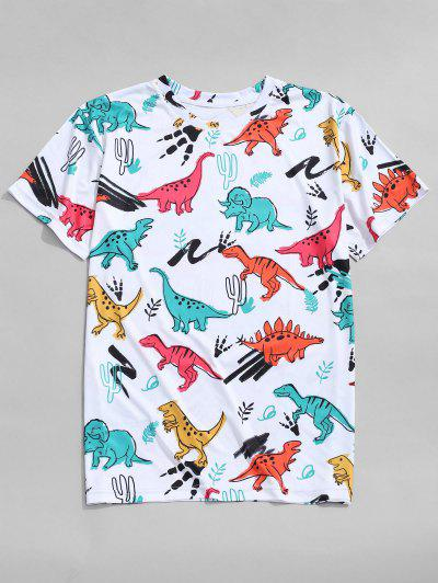 6f3276dcb 2019 Printed T Shirts Sale Online | Up To 49% Off | ZAFUL