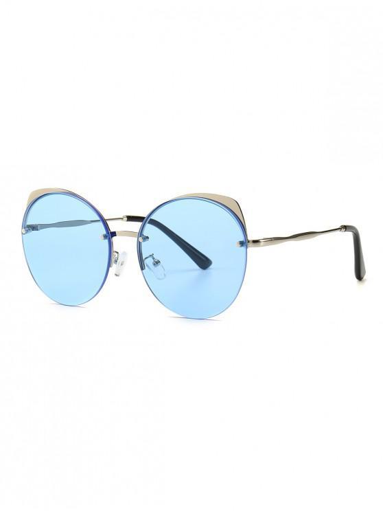 Gafas de sol de moda de decoración al aire libre - Azul de Robin Huevo