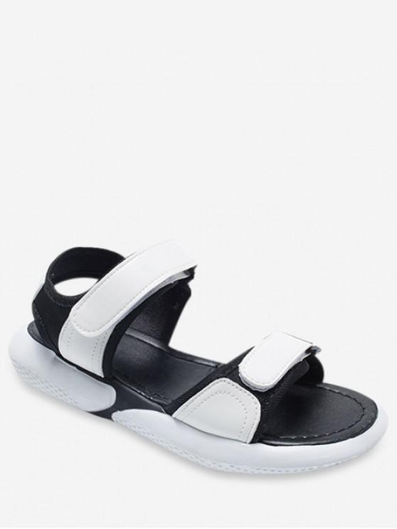 Sandalias planas de gancho casual - 3#_64GB EU 38