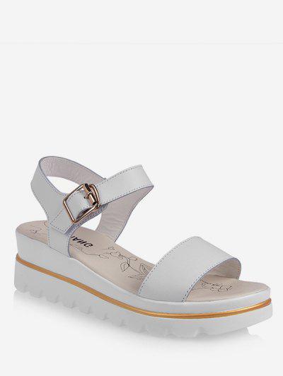 Image of Leisure Breathable Platform Sandals
