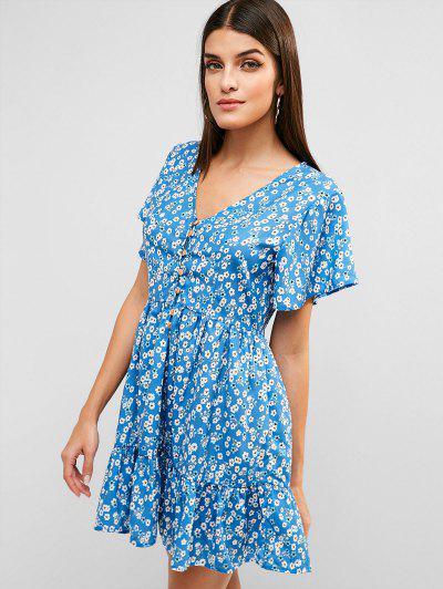 4d302933a5 Blue Dresses   Long, Short, Dark & Light Blue Dress Online   ZAFUL