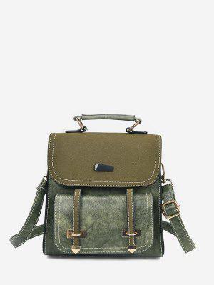 6e22fa3581390 على النقيض من حقيبة الظهر خمر اللون - السرخس الأخضر