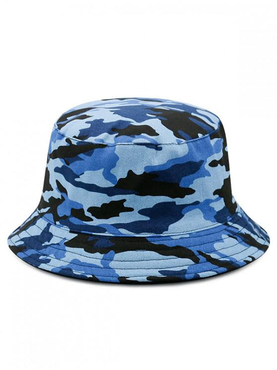 outfit Cotton Disruptive Pattern Bucket Hat - MULTI-E