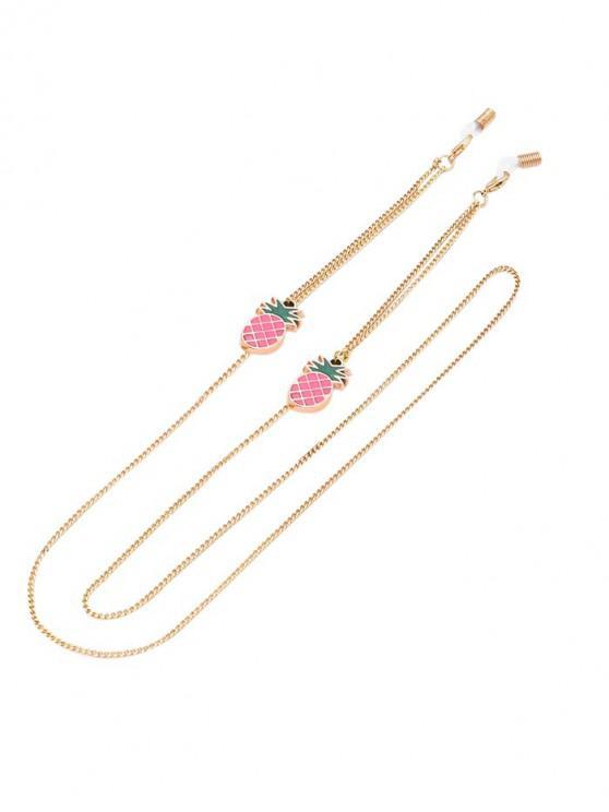 fashion Vintage Hanging Sunglasses Chain - MULTI-D