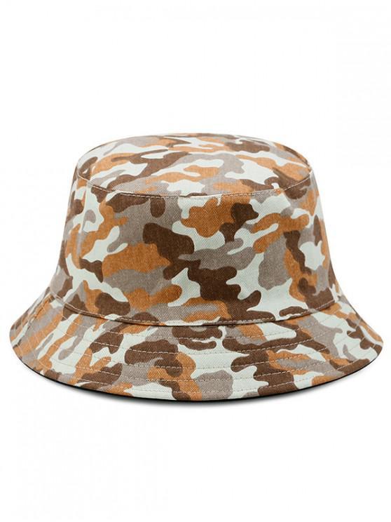 online Cotton Disruptive Pattern Bucket Hat - MULTI-K