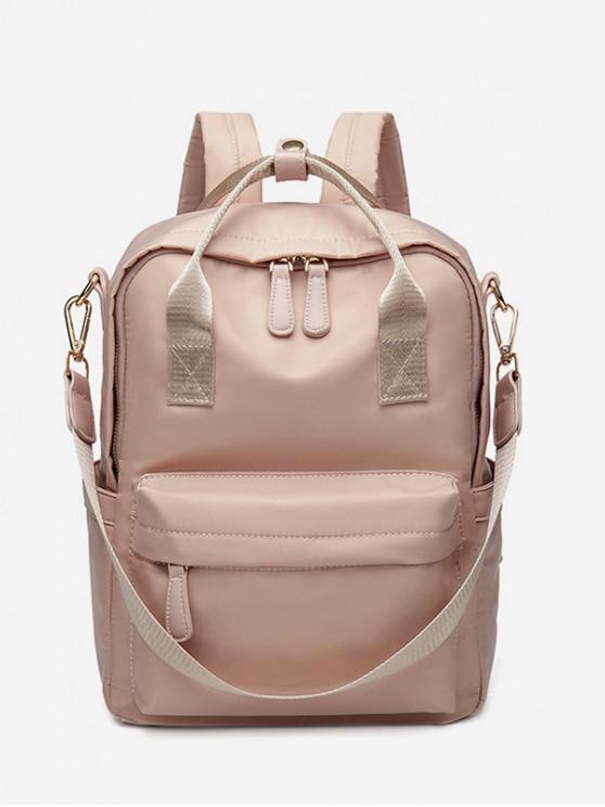 latest Large Capacity Multi Functional Travel Backpack - ROSE