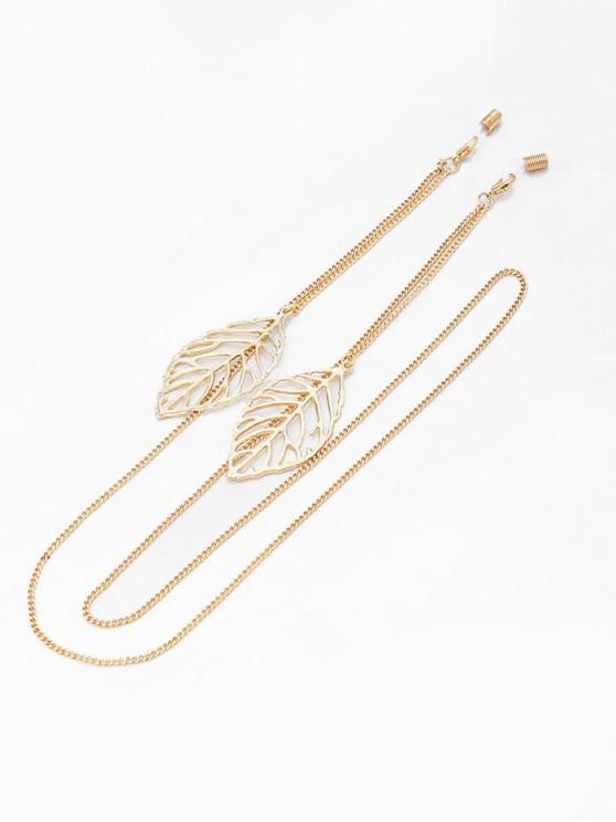 trendy Vintage Hanging Sunglasses Chain - MULTI-A