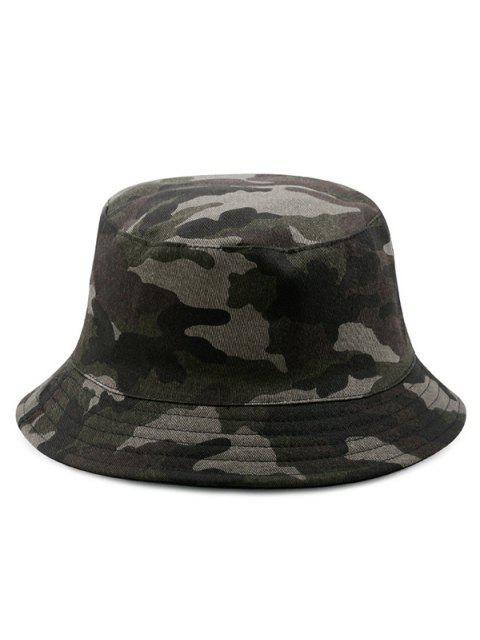 women's Cotton Disruptive Pattern Bucket Hat - MULTI-D  Mobile