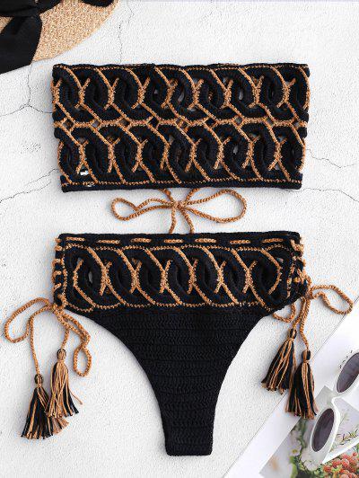 9214d829b6f4b 2019 Crochet Bikini Sale Online | Up To 44% Off | ZAFUL