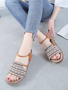 d15f7d1a6 Vintage Tribal Printed Sandals  Vintage Tribal Printed Sandals ...