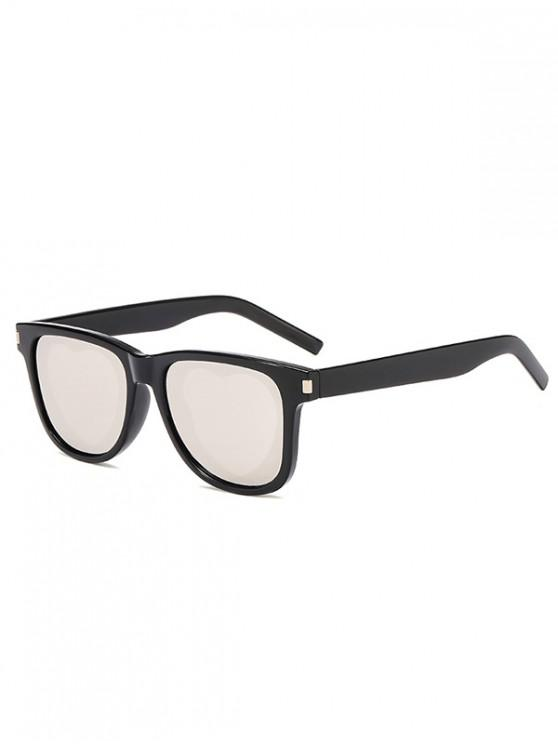 latest Heart Sun Protection Sunglasses - PLATINUM REGULAR