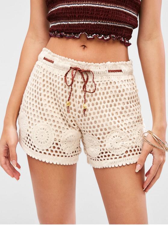 Mens Crochet Shorts Pattern Golfclub