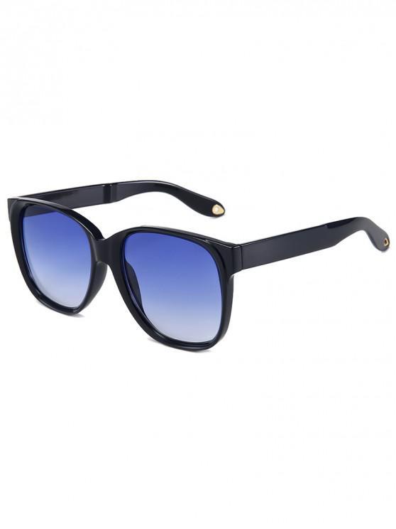 best Outdoor Anti UV Square Sunglasses - LIGHT SLATE BLUE REGULAR