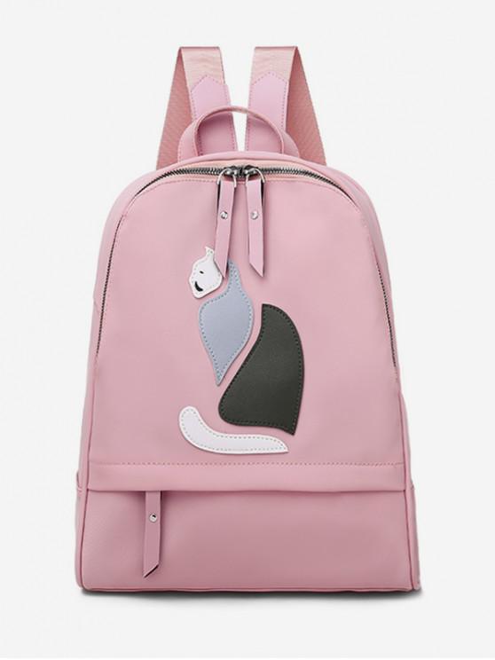 dab088efa2fbf الحيوان طباعة حقيبة السفر - زهري