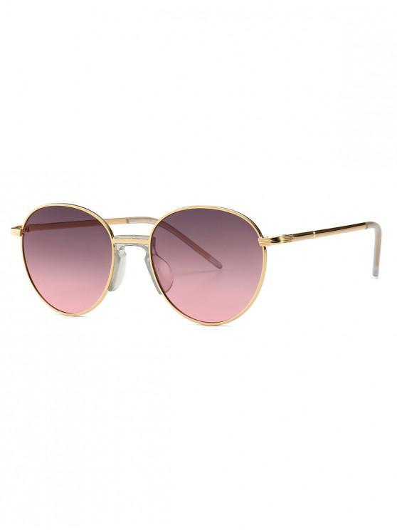 نظارة شمسية عصرية - نبيذ احمر