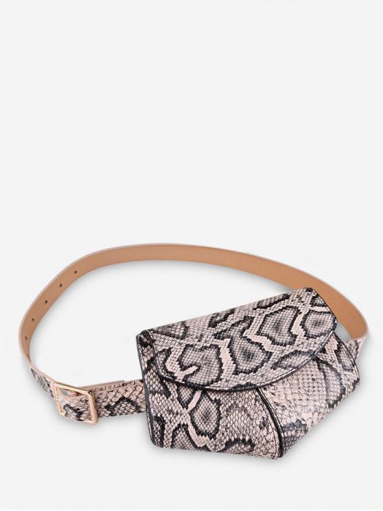 latest Irregular Shape Belt Bag - MULTI-B