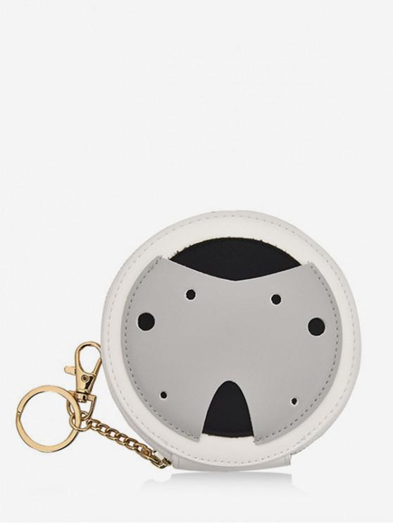 hot Cute Ladybug Coin Bag - GRAY