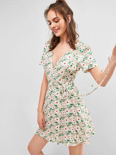 c08ee22396 2019 V Neck Dresses Sale Online | Up To 68% Off | ZAFUL