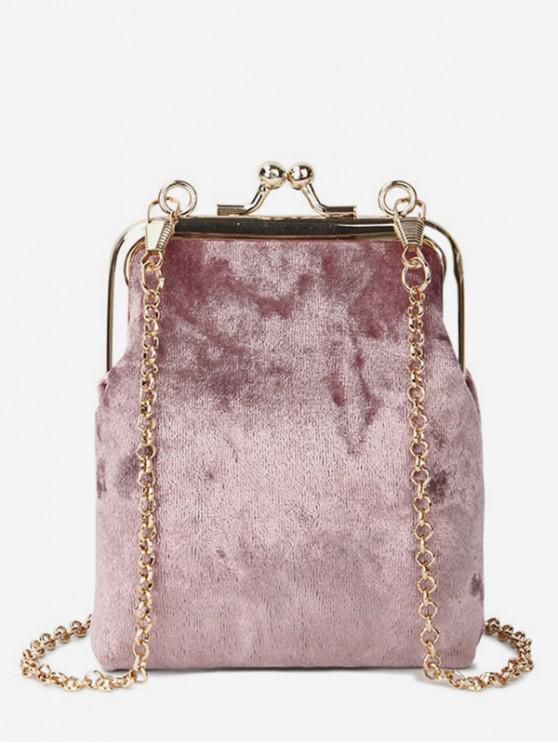 sale Crossbody Ins Style Coin Bag - PINK