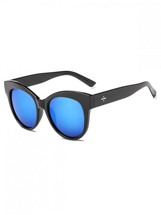 outfits Catty Eye Outdoor Sunglasses - CRYSTAL BLUE REGULAR