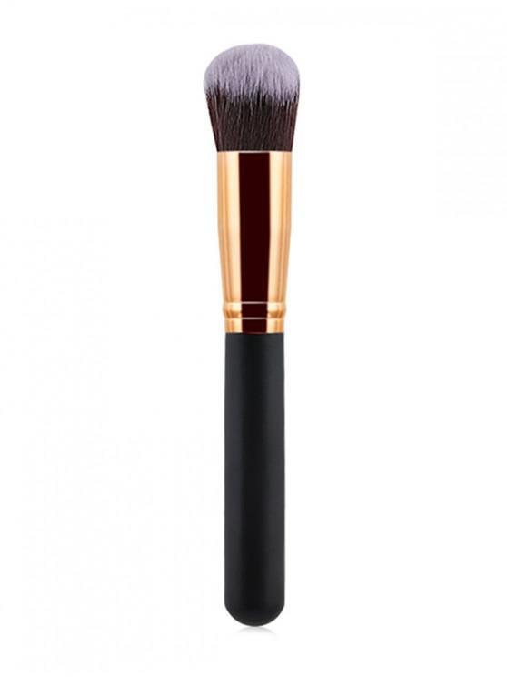 Pincel para sombra de maquillaje en polvo - Multicolor-B