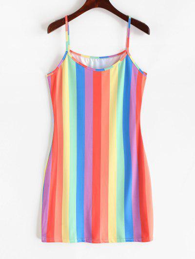f86fac8cae6b Striped Dress   Striped Off The Shoulder, Maxi, Shirt Dress & More ...