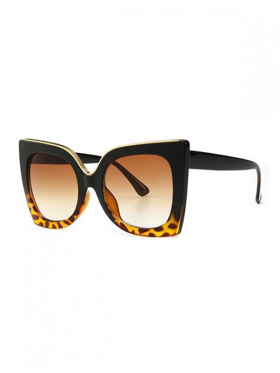 نظارة شمسية كبيرة الحجم - فهد
