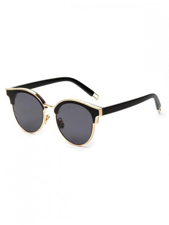 نظارات شمسية مصنوعة من البلاستيك - بلاتين