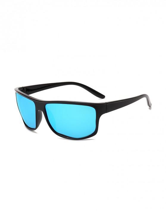 Sport Driving Biker gafas de sol polarizadas - Azul de Dodgers