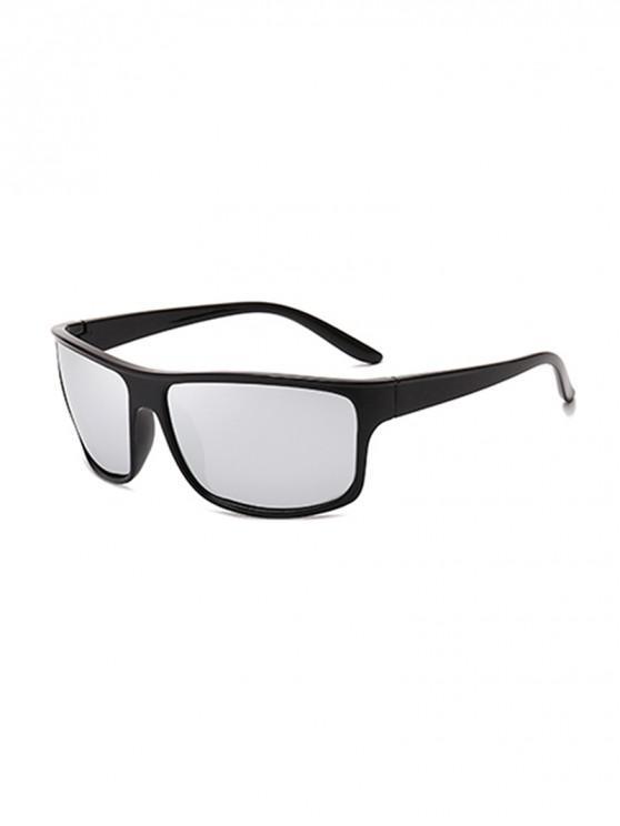 Sport Driving Biker gafas de sol polarizadas - Platino