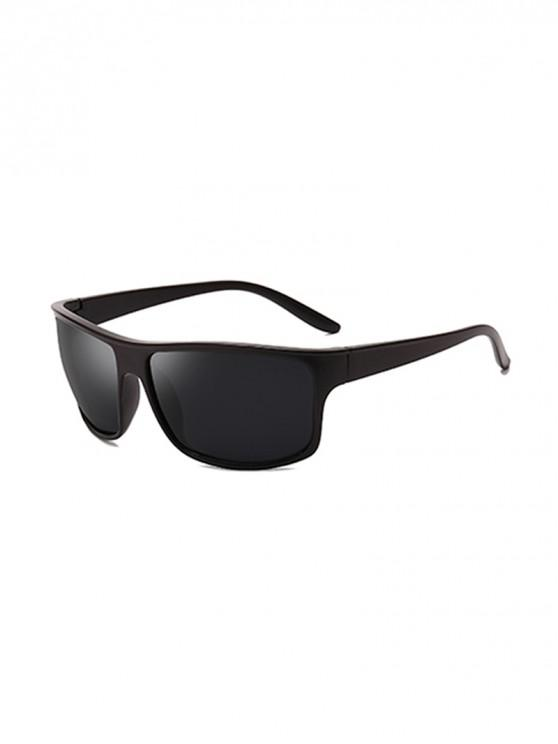 best Sport Driving Biker Polarized Sunglasses - BLACK EEL