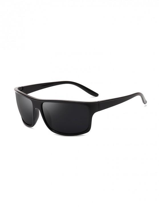 Sport Driving Biker gafas de sol polarizadas - Negro