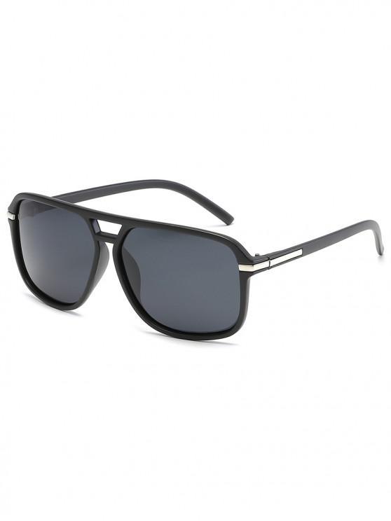 Gafas de sol polarizadas vintage - Negro