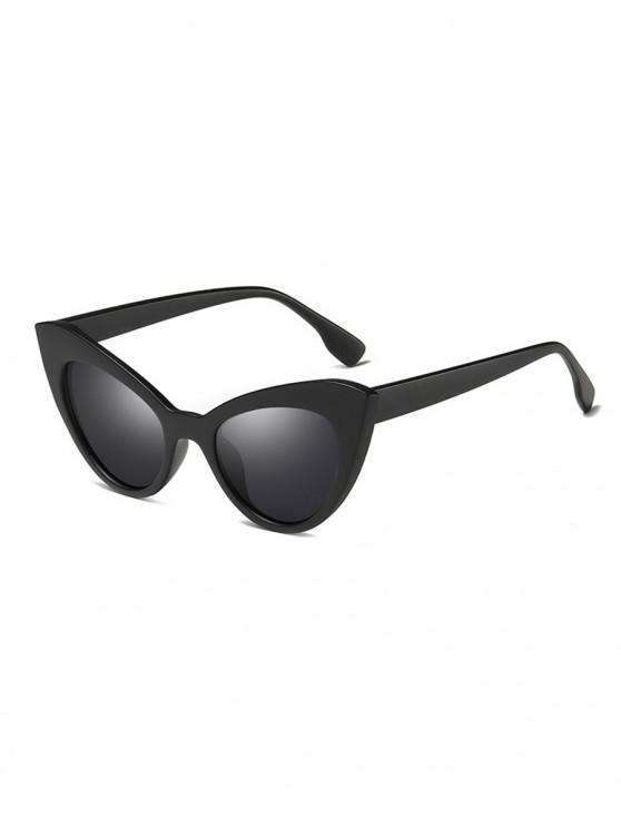 affordable Butterfly Shape Vintage Sunglasses - BLACK