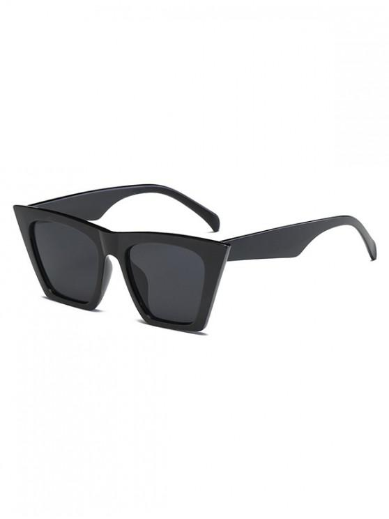 new Big Frame Design Outdoor Sunglasses - MIRROR BLACK