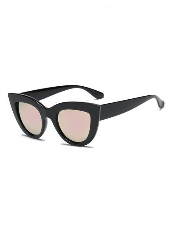 online Vintage Big Frame Outdoor Sunglasses - NIGHT