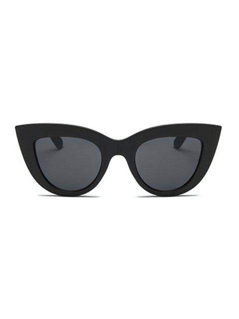 Lunettes de Soleil Vintages Grande Monture pour Extérieur - Noir  Mobile