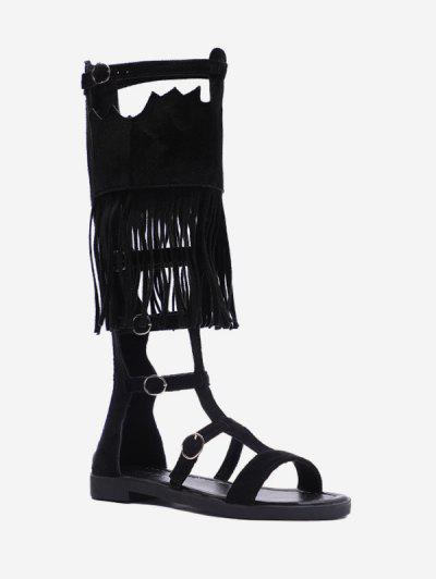 2e9750e91e7 Botas para Mujer   Botas de Cuero, Negro y Marrón de Moda en Línea ...