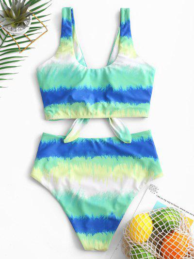 84bf6253fc9 2019 Knotted Tankinis Sale Online | Up To 51% Off | ZAFUL Canada