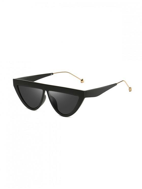 Semicerchio Dot Anti UV Occhiali da sole - Nero