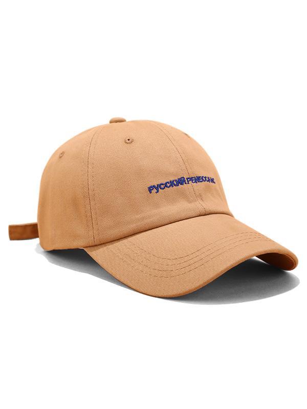 Personaggio Ricamato Cappello Da Baseball