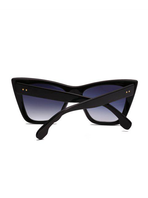 Lunettes de Soleil Carrées Protection UV pour Extérieur - Noir  Mobile