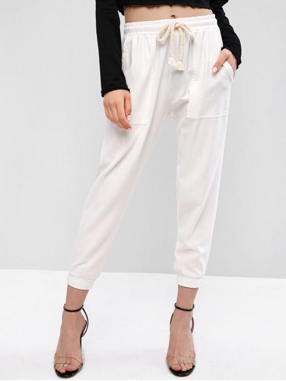 great quality classic styles wholesale Pantalon de jogging uni taille haute